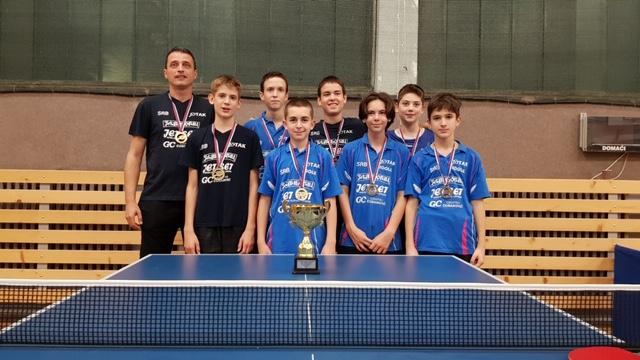 Ekipno prvenstvo Srbije za kadete u Kruševcu i mlađe kadete u Novom Sadu